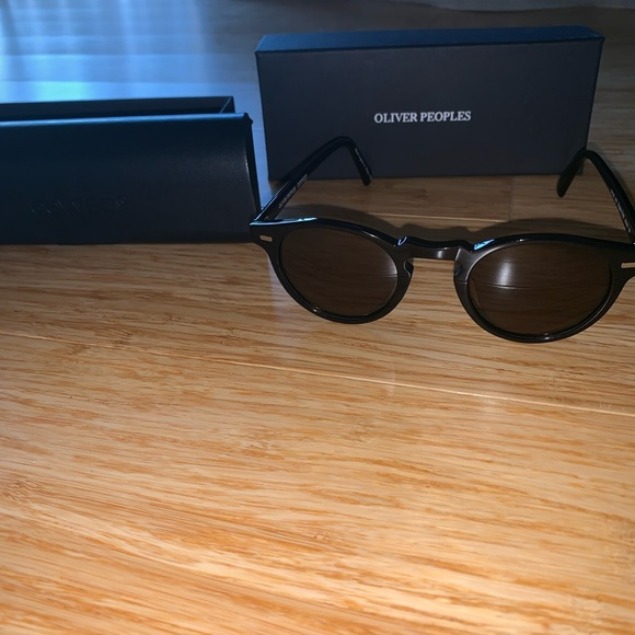 Used Oliver people's Delary Sun sunglasses